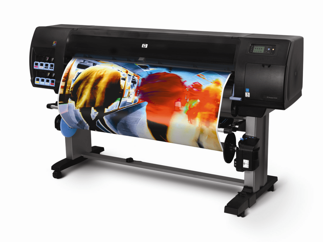Hp Designjet Z6200 Plotter