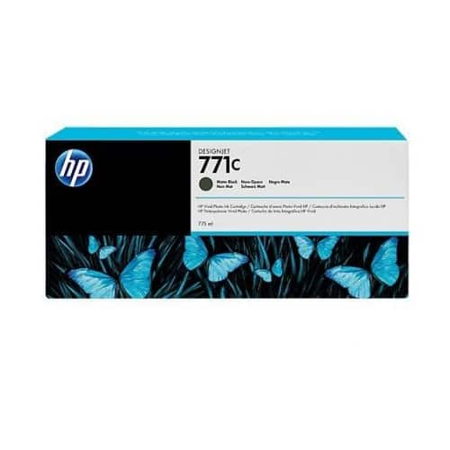CE038A Hp designjet HP 771 775 ml Cromatic Red